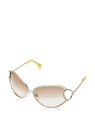 Pucci Sonnenbrille EP108S (64 mm) goldfarben