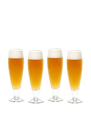 Mikasa Set of 4 Brewmaster's 18-Oz. Pilsner Glasses