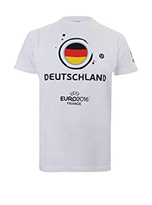 EURO 16 T-Shirt Manica Corta Germany National