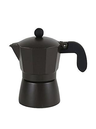 San Ignacio Cafetera 3T Soft Touch Dark Choco Negro