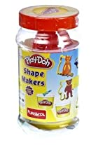 Play Doh Shape Makers New, Multi Color