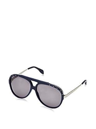 Alexander McQueen Gafas de Sol AMQ4240/S (61 mm) Azul / Gris
