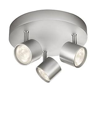 Philips Deckenlampe Star Platte/Spirale  3X3W Selv