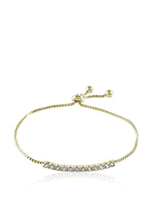 CZ BY KENNETH JAY LANE Armband Bolo Prong