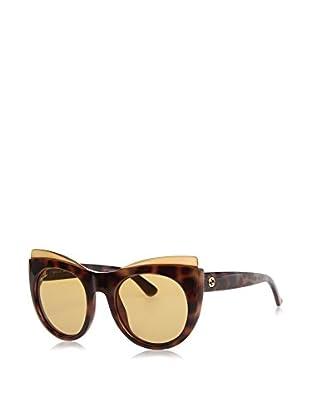 Gucci Sonnenbrille 3781/S BZ (52 mm) havanna