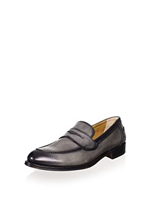 Antonio Maurizi Men's Slip-On Dress Shoe (Cervo Fumo)