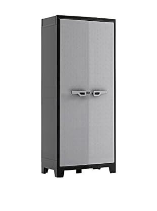 KIS Armario Gabinete Titan Multispace XL Gris