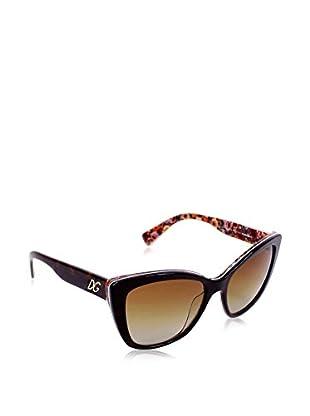 Dolce & Gabbana Sonnenbrille Polarized 4216 (55 mm) schwarz