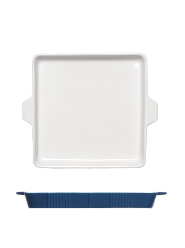 BergHOFF Blue Line Square Baking Dish, Blue
