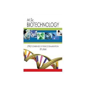 M.Sc. Biotechnology: Combined Entrance Examination