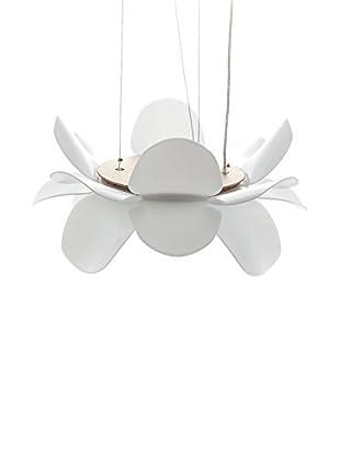 ET2 Contemporary Lighting Lámpara De Suspensión Girasole Blanco