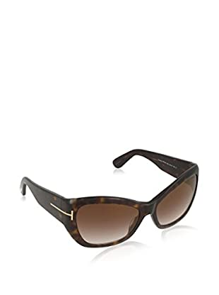 Tom Ford Sonnenbrille FT0460_52G (58 mm) braun