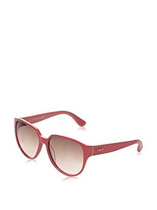 Tod'S Gafas de Sol TO0087 (59 mm) Rojo
