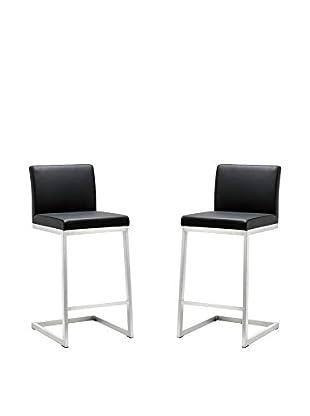 TOV Furniture Parma Set of 2 Counter Stools