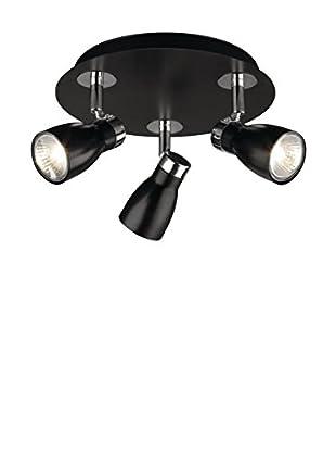 Massive Lámpara de Techo Massive Liatris 3X50W Negro