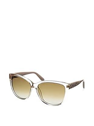 JIMMY CHOO Women's CHANTY/S  Sunglasses, Nude