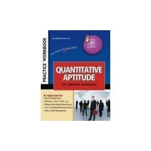 Quantitative Aptitude Practice Workbook