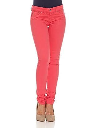 Pepe Jeans London Pantalón Pixie (Fresa)