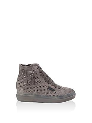 Ruco Line Hightop Sneaker Rock Suede