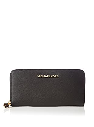 Michael Kors Geldbeutel Jet Set Zip Around Continental