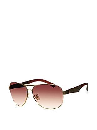 Guess Sonnenbrille GU6686 63H73 (63 mm) goldfarben