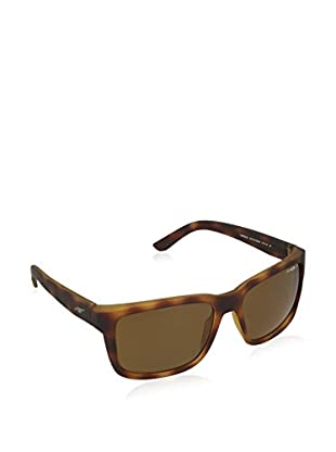 ARNETTE Gafas de Sol Polarized Swindle (57 mm) Havana