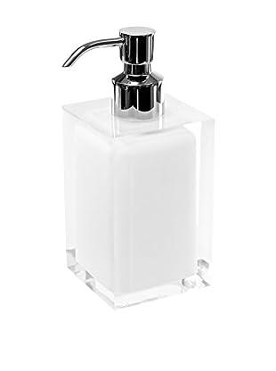Gedy by Nameek's Rainbow Soap Dispenser RA81-02, White