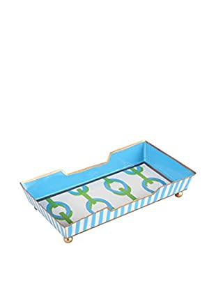 Jayes Chains Guest Towel Tray, Green