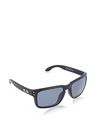 Oakley Occhiali da sole Polarized Mod. 9102 910217 (55 mm) Nero