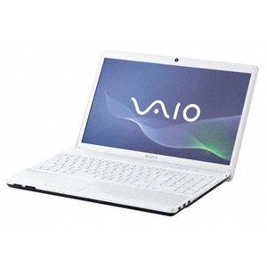 ソニー ノートパソコン VAIO Eシリーズ (Office H&B搭載) VPCEH19FJ/W