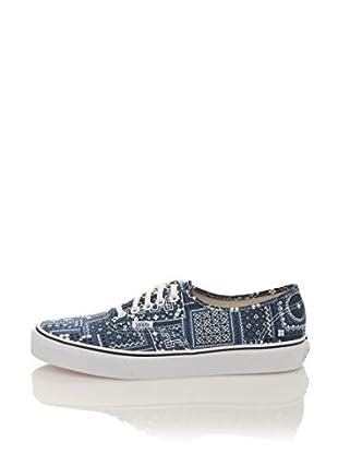 Vans Zapatillas U Authentic (Azul)