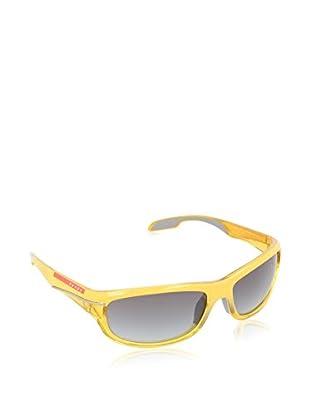 Prada Gafas de Sol Mod. 02NS GAG3M161 (61 mm) Amarillo