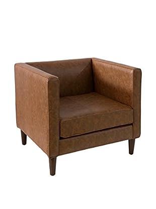 Skyline Sonora Bucktown Chair, Saddle Brown