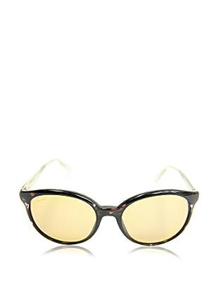 Gucci Gafas de Sol 3697/ S-H61 (56 mm) Marrón Oscuro