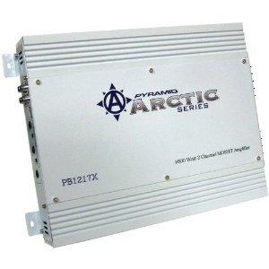 【クリックで詳細表示】【並行輸入品】PYRAMID PB1217X ARCTIC SERIES 2-CHANNEL MOSFET AMPLIFIER (1600W)