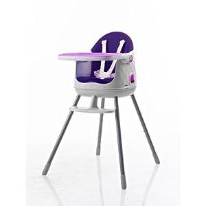 Keter Multi-Dine High Chair, Purple