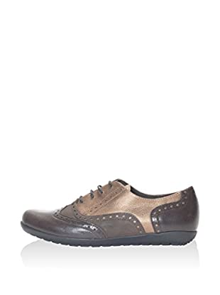 LIBERITAE WOMEN Zapatos de cordones Combinados