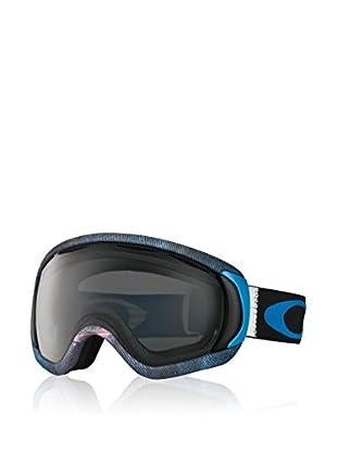 Oakley Máscara de Esquí Canopy Mod. 7047 Clip Negro / Azul