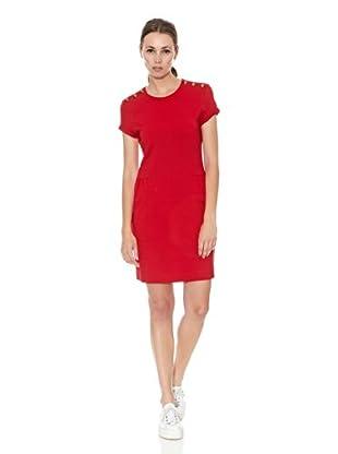 Mango Vestido Godiva (Rojo Valentino)
