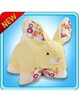 "My Pillow Pets Bouncy Bunny Yellow Plush, 18""/Large"