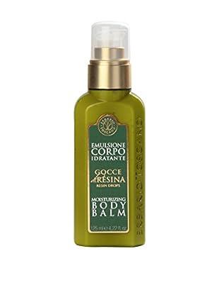 Erbario Toscano Resin Drops Perfumed Body Balm, 125-ml