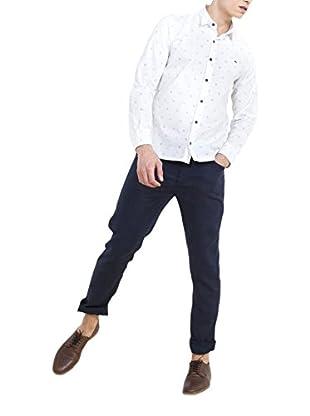 Cazador Pantalón Lino