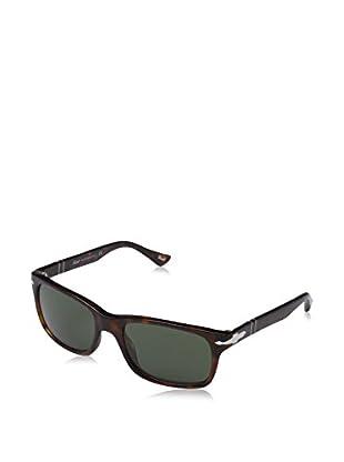 ZZ-Persol Gafas de Sol 0PO3048S 58 24/31 (58 mm) Havana