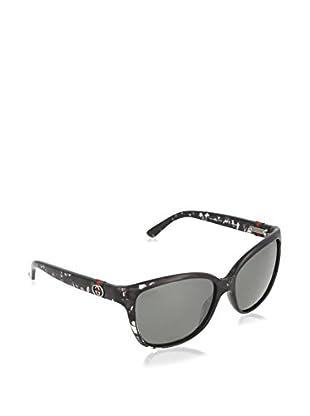 GUCCI Sonnenbrille 3645/S SF 2Z3 (56 mm) schwarz