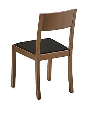 Domitalia Choco Chair, Walnut