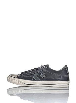 Converse Zapatillas Star Player Varvatos Ox Leather (Azul / Negro)