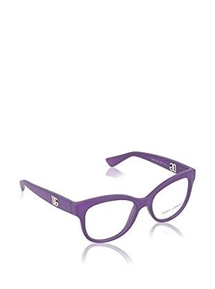 Dolce & Gabbana Montatura 5010 2677 (52 mm) Violetto