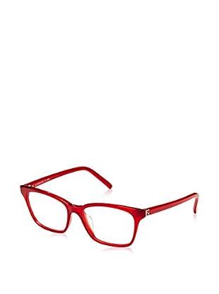 Fendi Montatura 865 53 Rosso/Rosso