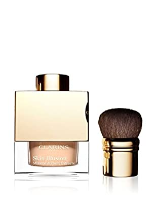 Clarins Maquillaje En Polvo Mineral Skin Illusion N°112 Amber 13 gr