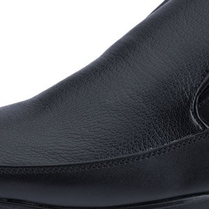 Milano Formal Shoes (Black) - Milano Men ECO-1481